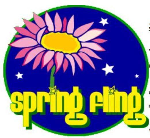Spring Fling Bingo