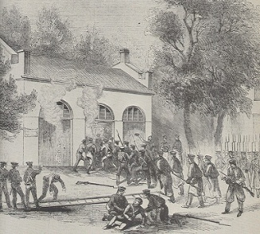 John Browns Raid on Harpers Ferry