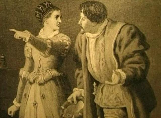 macbeth and his wife relationship