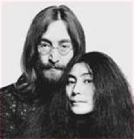 Lennon left the Beatles