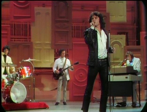 The Doors go on the Ed Sullivan Show.