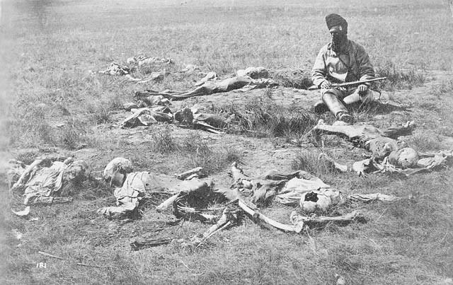 Jim Morrison finds dead indians.