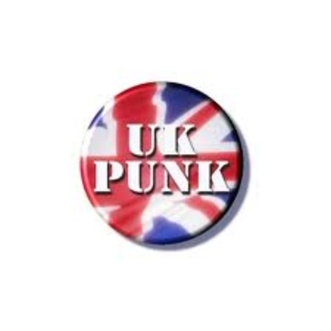 Punk rock Begins in the UK