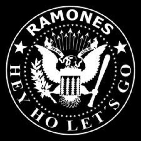 The Ramones record their first album