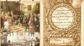 """""""España en el siglo XIX"""" timeline"""