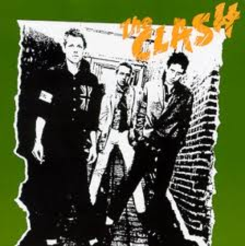 The Clash release their debut album