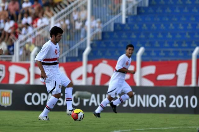 Estréia na copa Sp de Fut. JR SPFC 4 x 0 CSA-AL