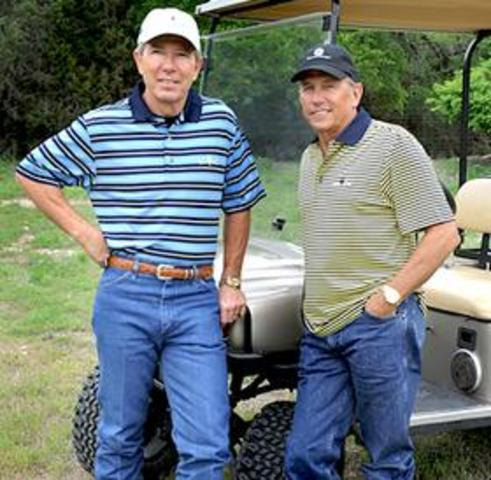 George and his friend Tom baught a golf corse