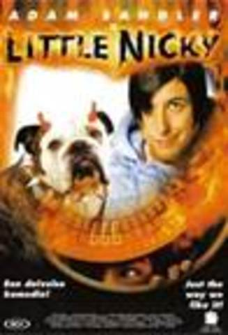 Little Nicky movie feature