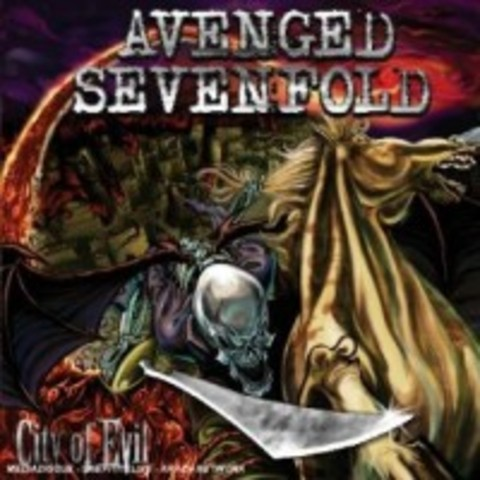 Third Album Release City OF Evil