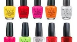 The History of Nail Polish timeline