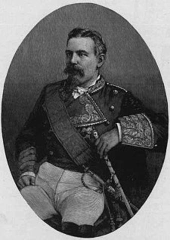 Pronunciamiento del general Martínez Campos