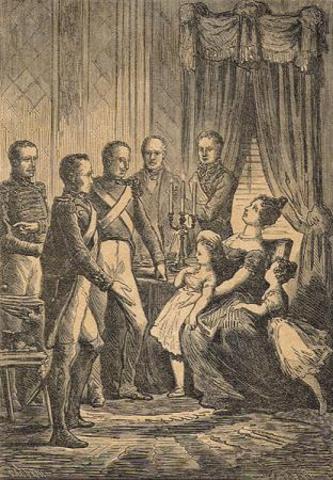 Levantamiento de sargentos en La Granja: restauración de la Constitución de Cádiz (1812)