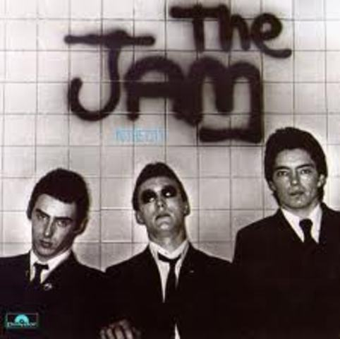 The Jam disband