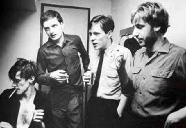 The Joy Division form