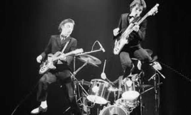 The Jam produces more politically motivated songs