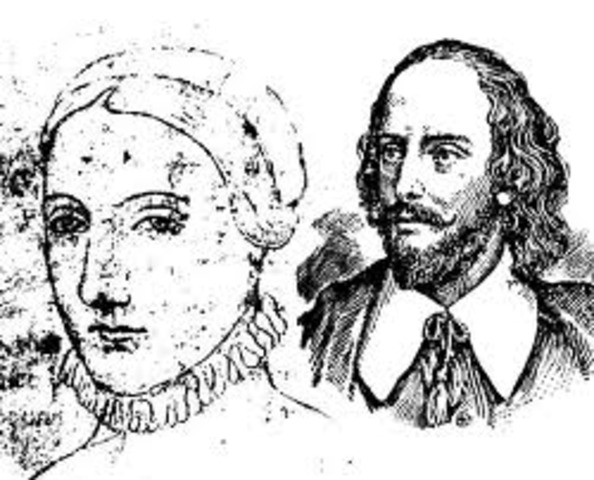 William and Anne's Marrige