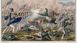 Mexican-American War timeline
