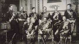 European Monarch Family Timeline
