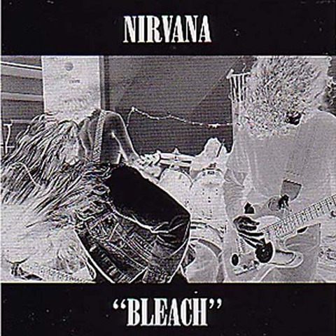 Bleach was released by Nirvana