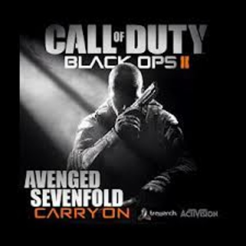 Call of duty black ops 2 song