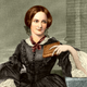 250px charlotte bronte coloured drawing