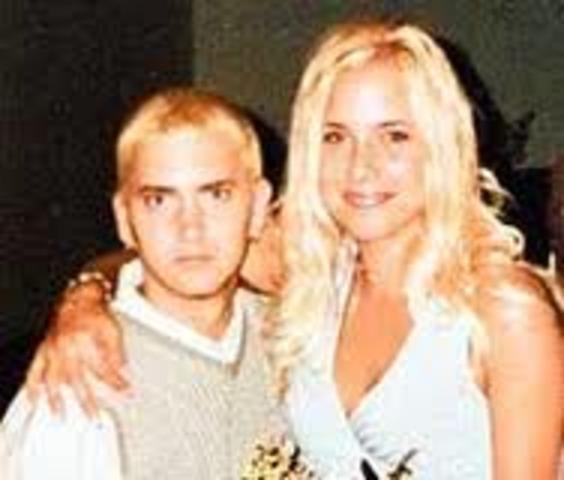 Eminem and Kim Get divorced