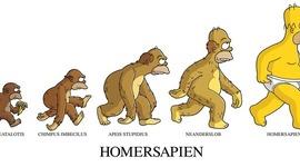 Científicos que aportaron argumentos a la teoría de la evolución. timeline