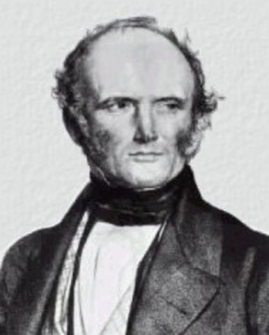 Nace Charles Lyell