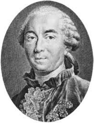 Nace Georges Louis Leclerc, conde de Buffon