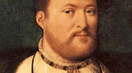 King Henry VIII timeline