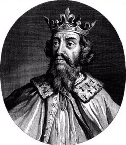 Alfred the Great becomes king