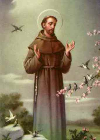 The Franciscan friars are founded