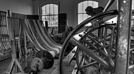 History of the Textile Industry in Fashion timeline