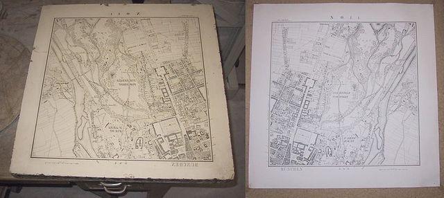 Apariţia litografiei