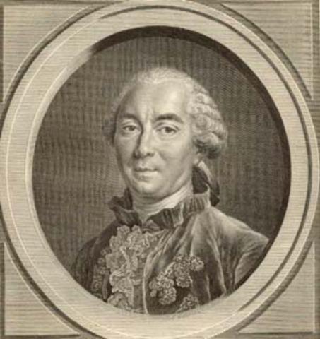 Fallecimiento de Georges Louis Leclerc