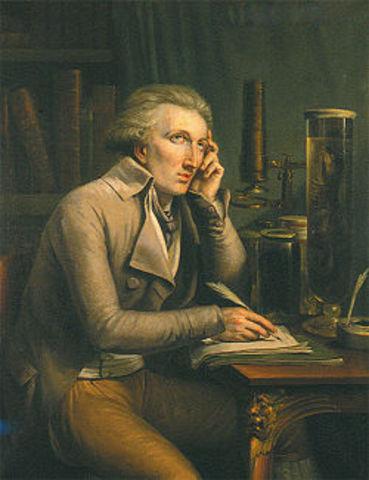 Fallecimiento de Georges Cuvier