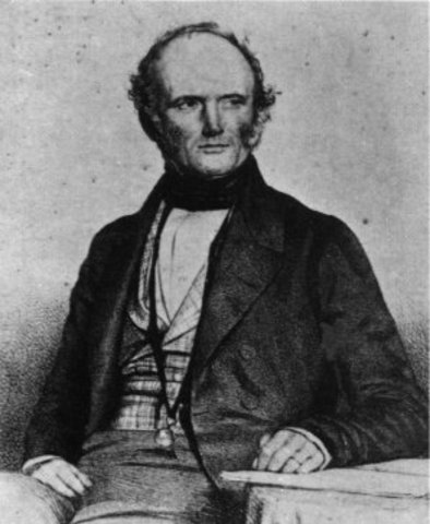 Fallecimiento de Charles Lyell