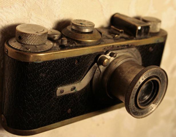 Apariţia aparatului de fotografiat