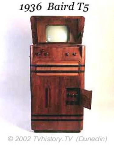 Televizorul  electromecanic