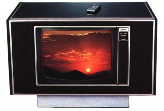 Televizorul alb-negru