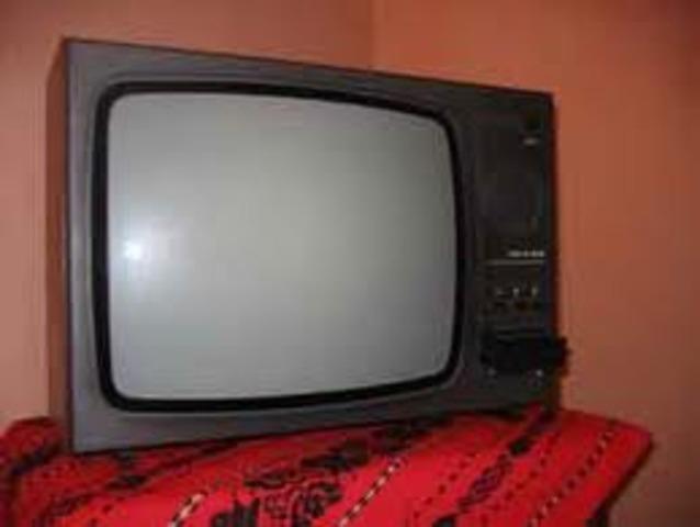 Televizorul anilor '90