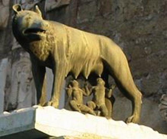 Roma ( la monarquia)-509 A.c