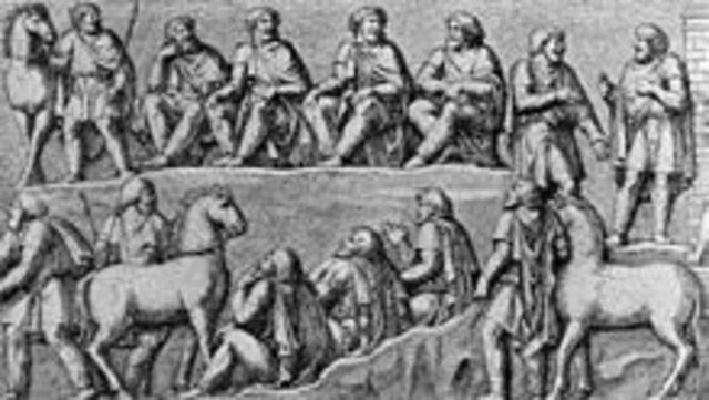 los germanicos- 455 D.c