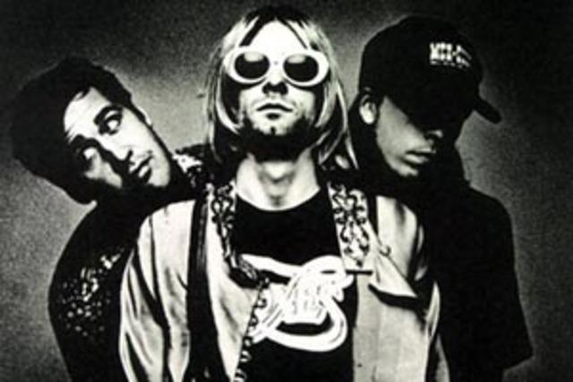 Nirvana Erupted!