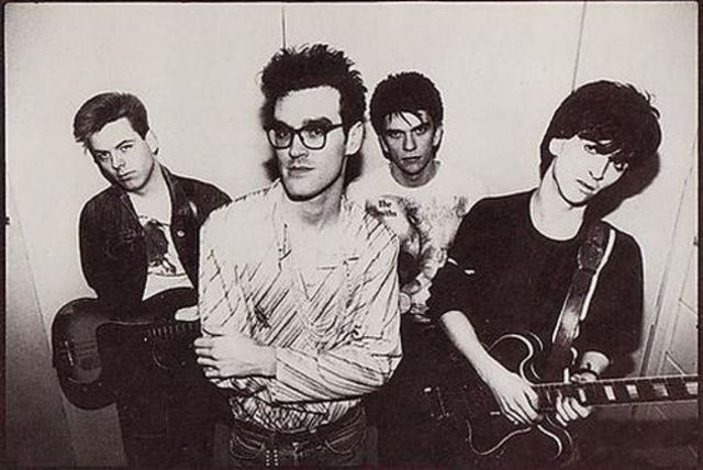 The Smiths were formed
