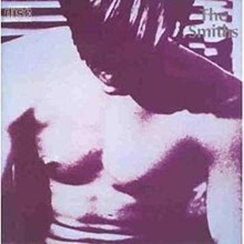 "Their first album ""The Smiths"""