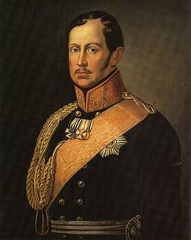 Frederick William of Prussia