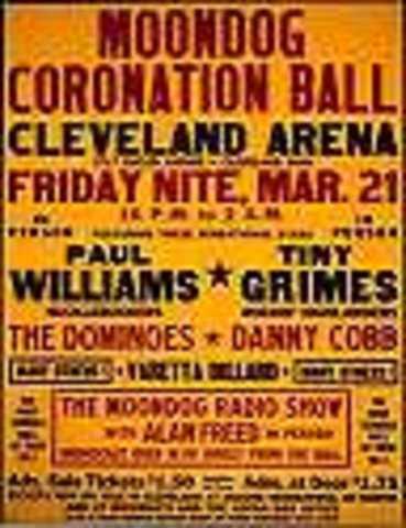 Moondog Coronation Ball.