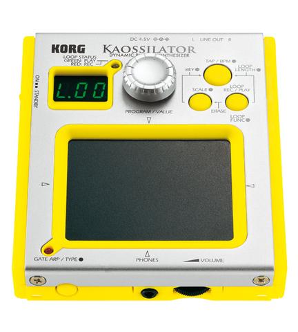 Korg Kaossilator Dynamic Phrase Synthesizer